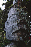 Standing Totem
