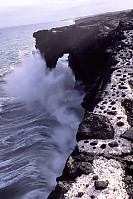 Crashing Wave at Sea Arch