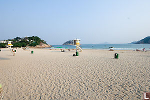 Beach At Shek O