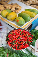 Chilli At The Market