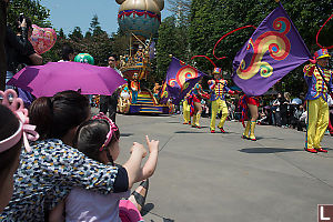 Classical Disney Parade