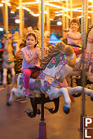 Evening Carousel Ride