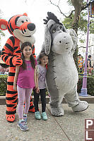 Visit With Tigger And Eeyore