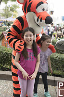 Visit With Tigger