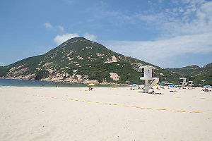 The Beach At Shek O
