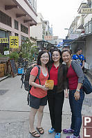 Helen Linda And Angela In Tai O