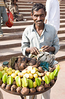 Guy Selling Fruit