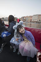 Claira On Gondola Ride