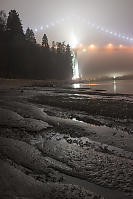 Lions Gate With Rocky Beach
