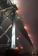 Under The Lions Gate Bridge