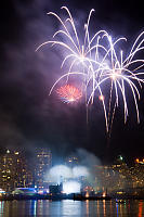 Fireworks Over Yaletown