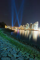 Vectorial Elevation Light Show