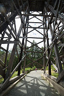 Kinsol Trestle Covers Sky