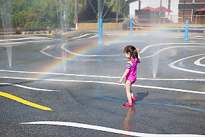 Nara With The Rainbow