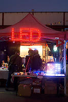 Stall Selling LEDs