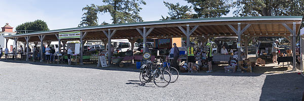 Half Of Metchosin Farmers Market