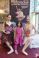 Nara With The Ballerinas
