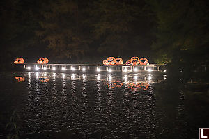 Smiling Pumpkin Bridge