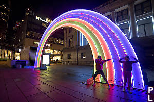 Dancing With Rainbow
