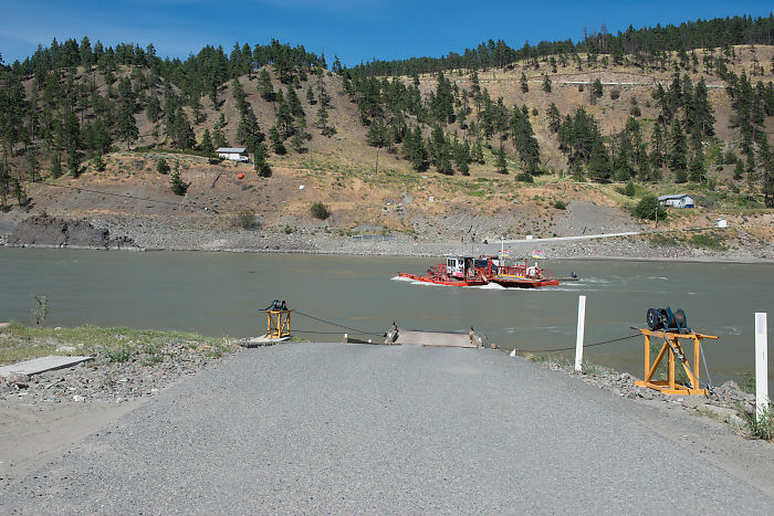River Ferry Crossing