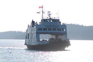 Quadra Queen II Coming To Sointula