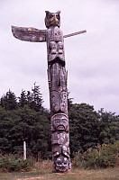 Missing Eagle Arm Totem