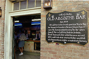 Old Absinthe Bar