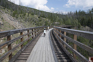 Long Turning Trestle