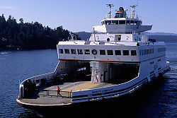 Queen of Cumberland at Mayne Island
