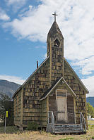 Church In Spences Bridge