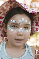 Nara With Facepaint