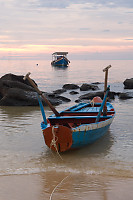 Boat On Shore