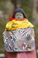 Well Wrapped Jizo