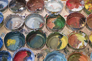 Paint Mixing Cups
